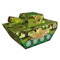 沈阳超级坦克儿童烟花